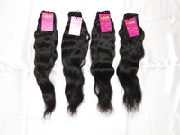 Indian Virgin Cuticle Aligned Raw Mink Unprocessed Human Hair Bundle With Closure Frontal