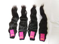 Single Donor Raw Unprocessed Virgin Remy Brazilian 10a 11a Grade Indian Wave Human Hair