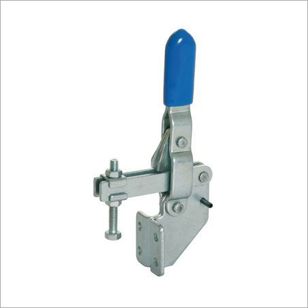 Front Mounting Vertical Action Toggle Clamp