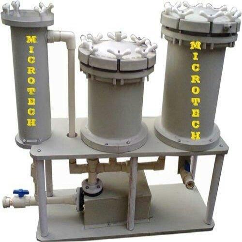 PP Chemical Filtration Unit