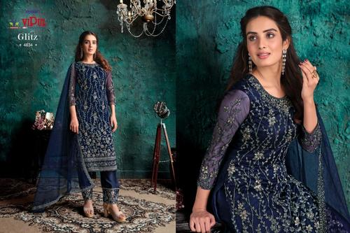 Glitz By Vipul Ramzan Special Salwar Suits Catalogue