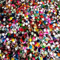Star Multicolor Kumkum Bindi