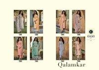 Qalamkar By Kalki Fashion  Pure Lawn Cotton Dress Material Catalogue