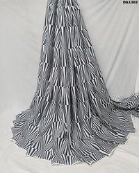 American Crepe Digital Print Fabric