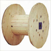 Wooden Outer Lagging Drum