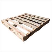 Warehouse Wooden Pallets