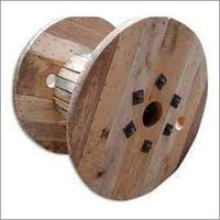 Wooden Cable And Wire Drum