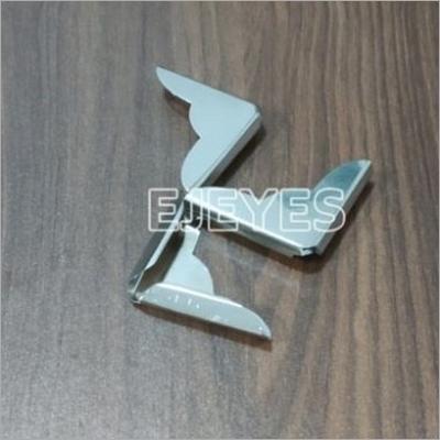 Nickel Mild Steel Album Corner Protector