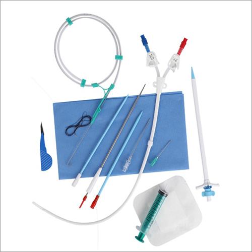 Permanent Hemodialysis Catheter Kit