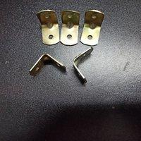 L Brackets 25X25X19mm Zinc Plated