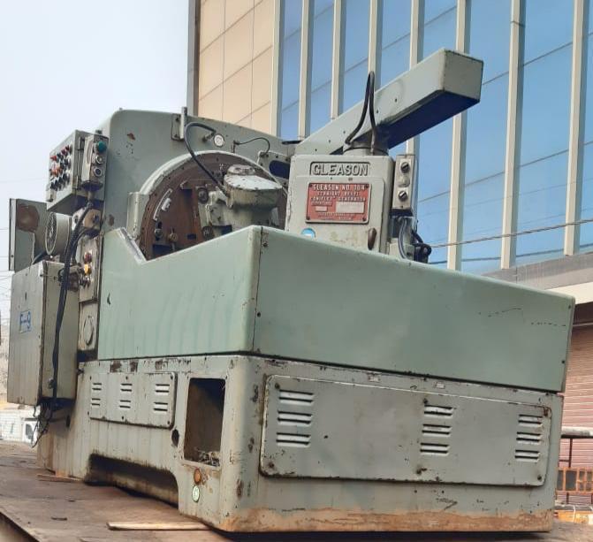 Straight Bevel Gear Generator Gleason 104