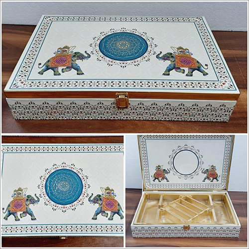 Sweets And Dry Fruit Boxes