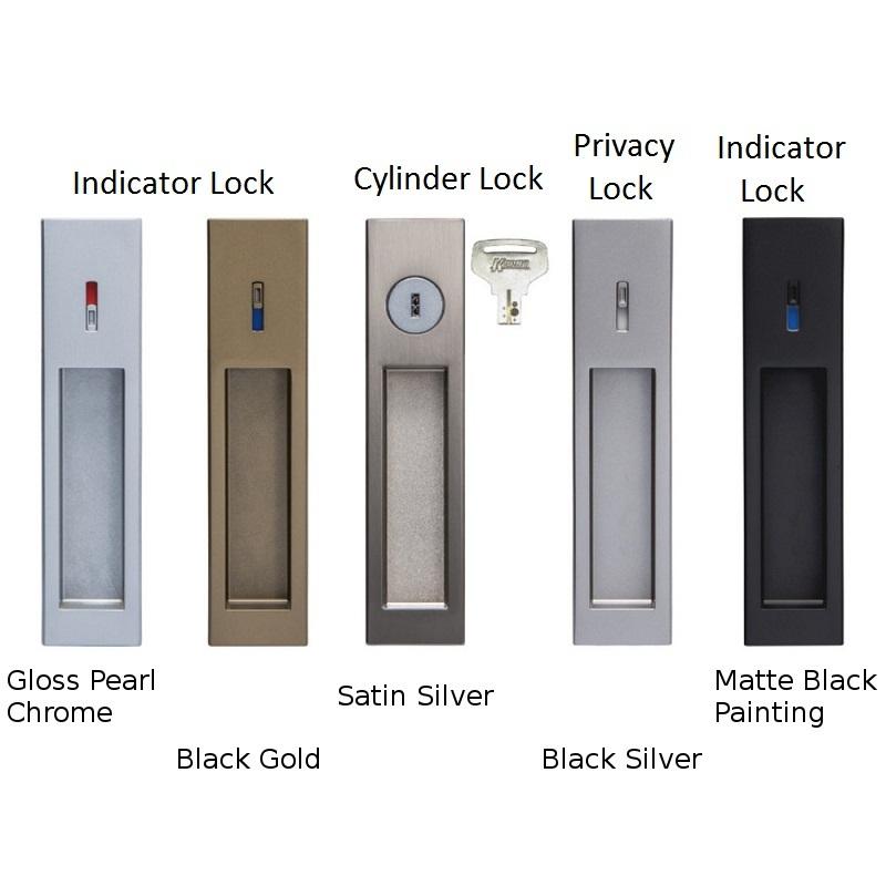 KURIKI TS Hook Lock for Sliding Door