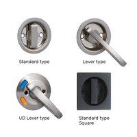 KURIKI Clear Cut Hook Lock