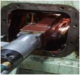 Compressor Crankshaft Machining and Repair