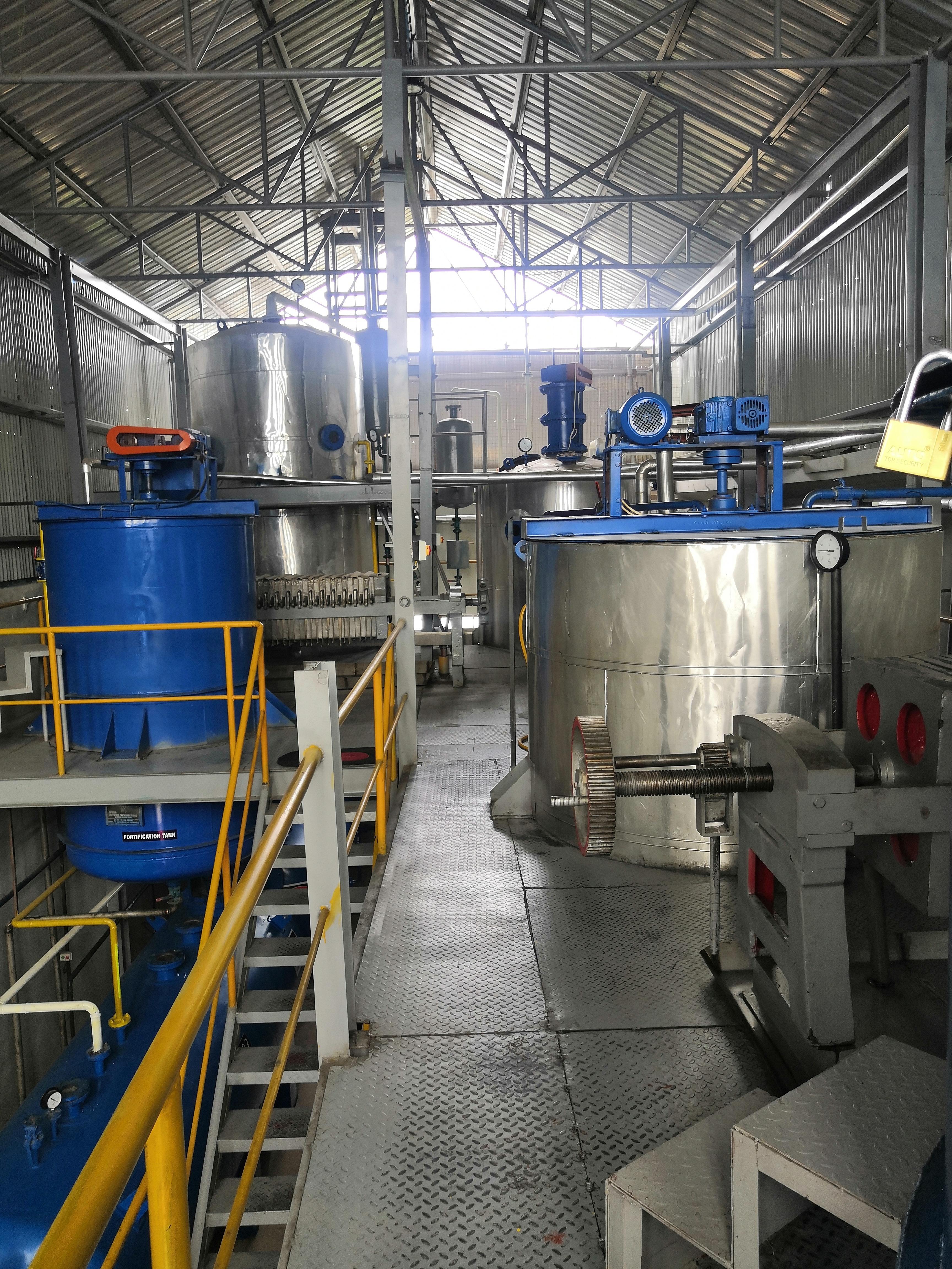 Refinery Machine