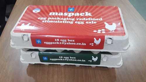 Paper Pulp Egg Cartons