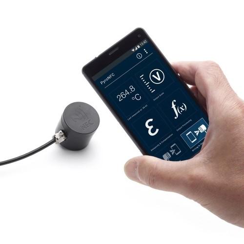 PyroNFC Infrared Temperature Sensors