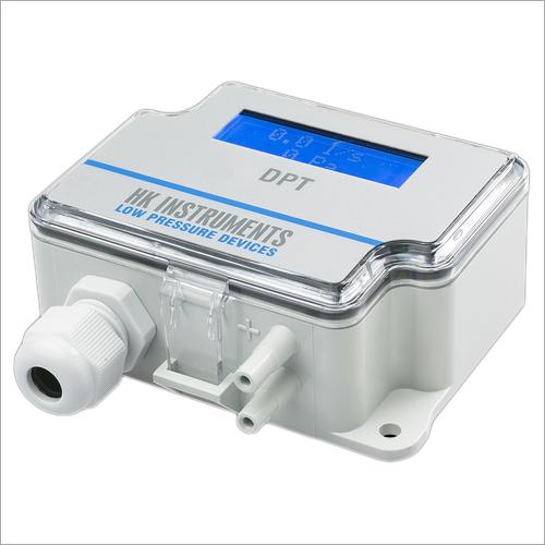 Differential Pressure Transmitter, DPT-R8