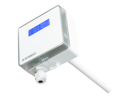 Humidity & Temperature Transmitter, RHT-Duct