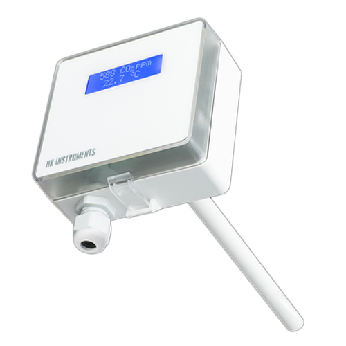 CDT-MOD-2000-Duct Carbon Dioxide Transmitter