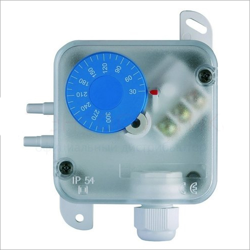 Air Differential Pressure Switch, PS