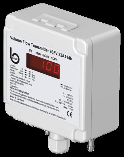 Air Flow Velocity Transmitter, 985V