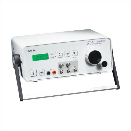 Low Pressure Calibrator, KAL 84