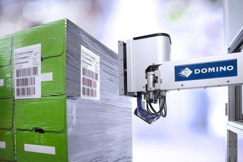 Aluminium Pallet Laser Printers