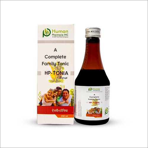 200 ml Herbal Syrup