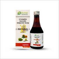 Ayurvedic Antipyretic Syrup