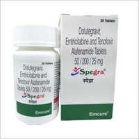 Dolutegravir, Emtricitabine And Tenofovir Alafenamide Tablets