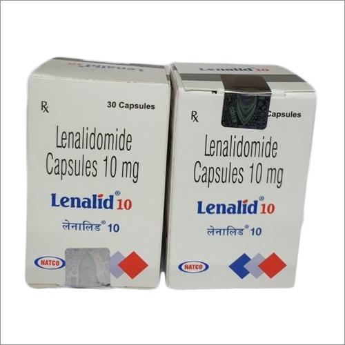 10 MG Lenalidomide Capsules