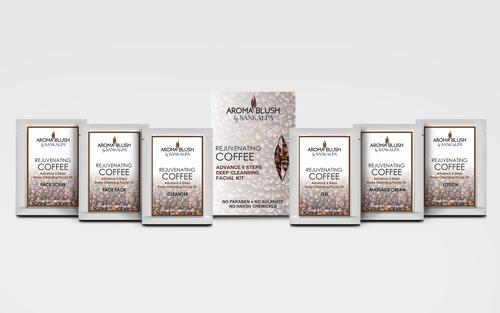 Rejuvenating Coffee Facial Kit