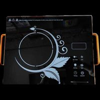 Induction Cooker with Touch Control