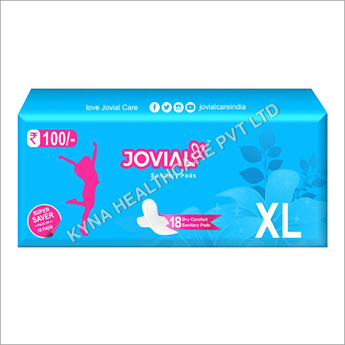 Jovial Care XL Sanitary Napkin