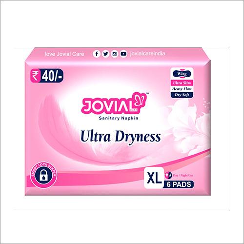 280 mm Jovial Care Ultra Slim Sanitary Napkin