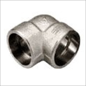 Forged Socket Elbow