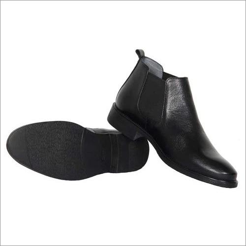 Mens Slip-On Chelsea Boots