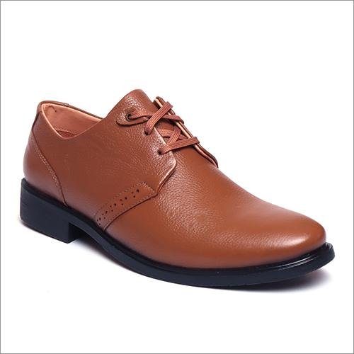 Mens Lace Tan Up Shoes