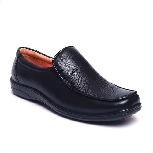 Mens Black Formal Loafers