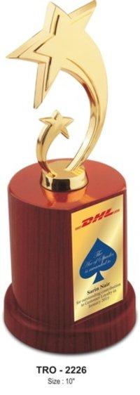 Premium Star Casting Trophy