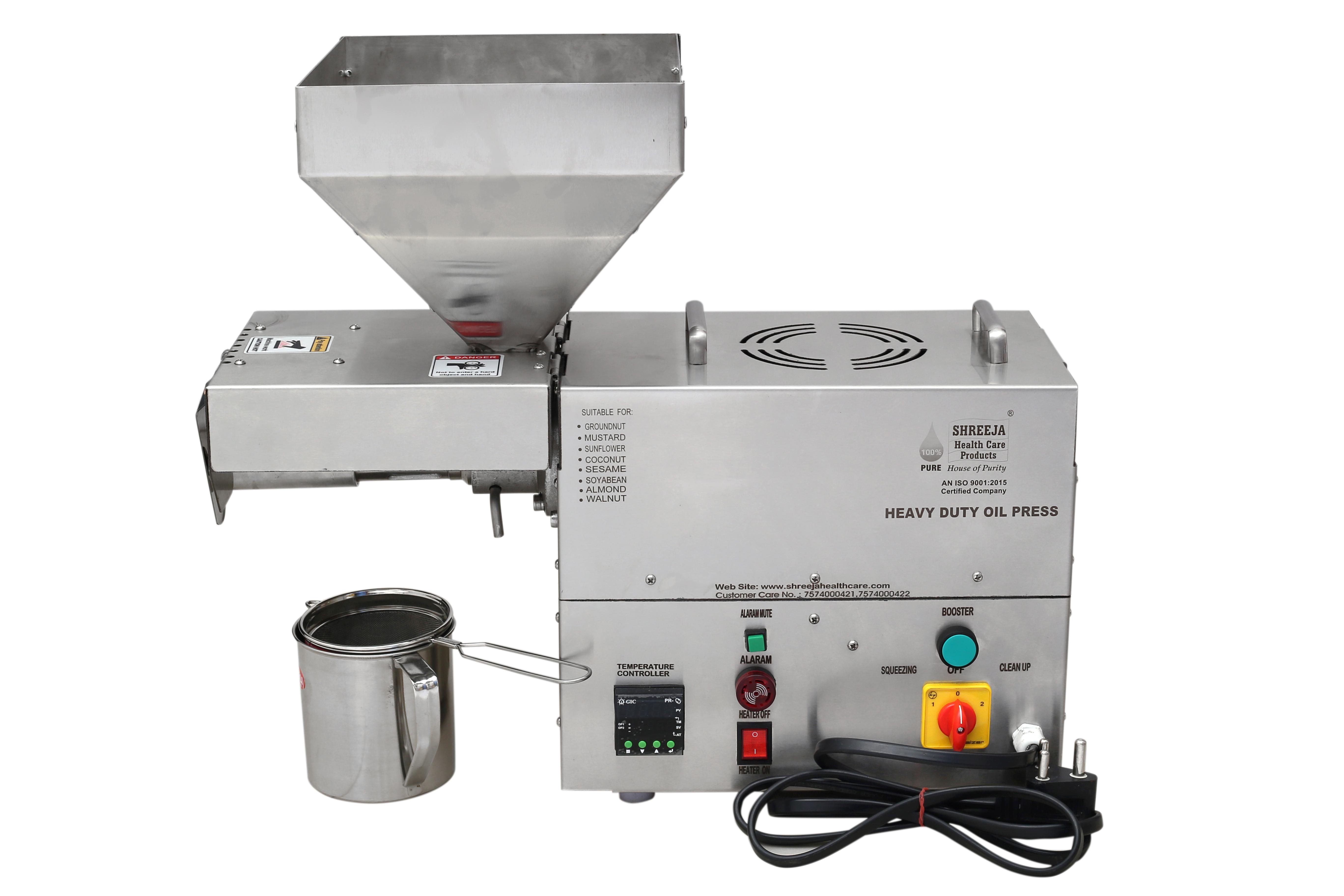 Mini Commercial Oil Press Machine