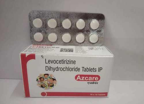 LEVOCETIRIZINE DIHYDROCHLORIDE TABLETS IP