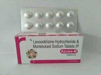 LEVOCETIRIZINE DIHYDROCHLORIDE & MONTELUKAST SODIUM TABLETS IP