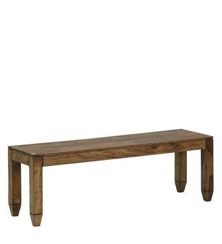 Solid Wood Bench.