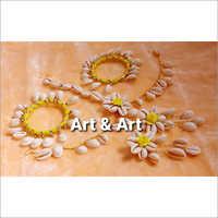 Haldi Ceremony Floral Jewellery
