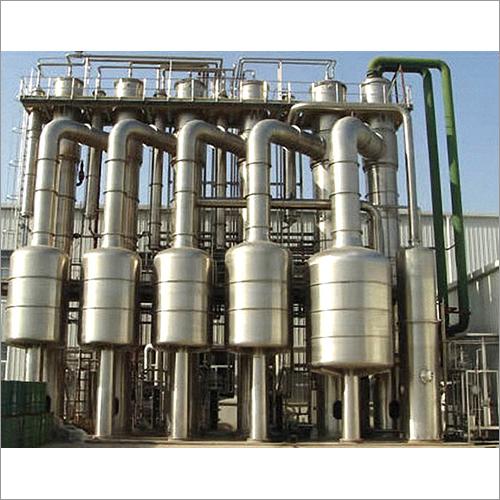 Industrial Zero Liquid Discharge Recycling Plant