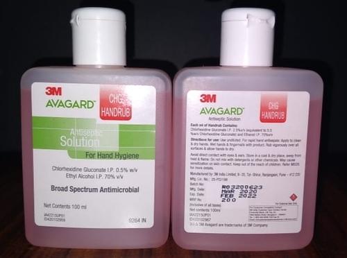 Hand Sanitizer Alcohol Base