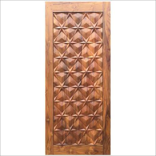 Teakwood Carving Door